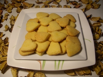 Biscuits aux oeufs durs